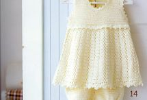 Crocheted Clothing/Accessories (kids/babies) / Crochet patterns / by Jane Redican