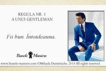 Reguli pentru un Gentleman