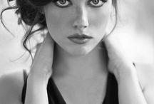 Posing Portrait Woman