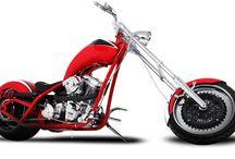 Motorcycles / by Jeremy Baker