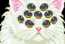 Cats and Kitties / by Ryanniemi Targus