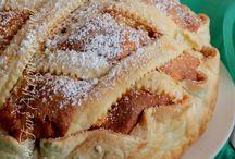 ... le torte Casera...
