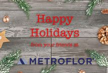 From your friends at Metroflor
