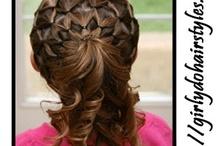 Hair / by Tiea Mccormick