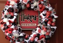 Huskers / Nebraska husker ideas and stuff / by Jenn Tilghman
