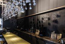 Shops, Restaurants and Bars