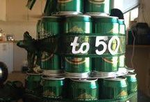 Male 50th party ideas