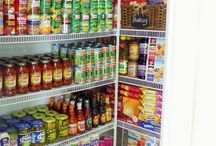 Pantry Organization  / Pantry Organization: How to maintain your stockpile.
