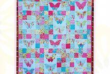 Two Brown Birds Patterns / Quilts & pincushion patterns