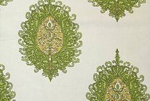 Fabrics / by Ivey Turner