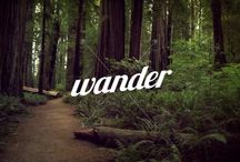 Wanderlust / by Josefine Vega
