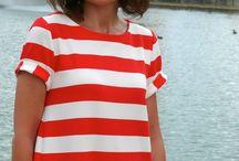 Couture : robe droite