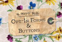 Bloggin / Blog design inspiration
