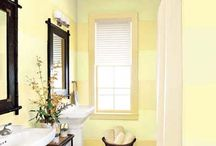 redo bathroom / by Tresa Fowler