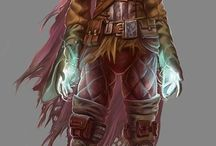 Personagens Spellcaster