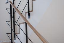schody poręcze