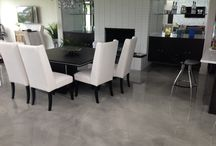 Residential Floors / Photos of High Performance Products used on residential #floors