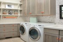 Loveable Laundry Rooms