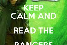 Rangers Apprentice / Love it!!!! Wish the fandom was bigger