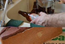 Crafty Brew-things  / The different ways you can help reduce, reuse & recycle beer bottles, can, etc.