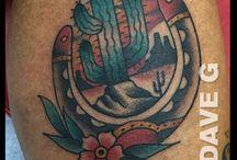 Desert Tattoos