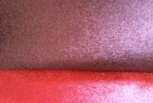 Novas cores / Novos tecidos, nova coleção