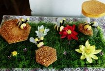 Bee Sensory Table