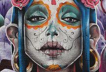 skulls / by Damaria Green