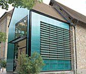 Maisons écologiques/ architecture du PNRChevreuse / Habitat écologique, économies d'énergie, architecture