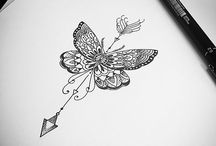 tattoo mariposa