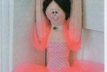 Bonecas Bailarina