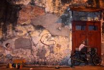 rua / by Viv's Araújo