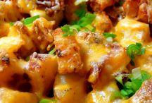Recipes: Potatoes & Rice dishes
