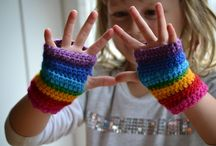 Crochet ~ Gloves and Mittens