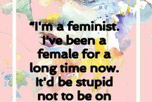 My Modern Feminism - Human Equality