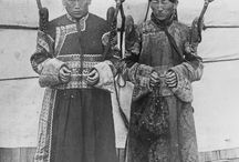 what became the victims of genocide in 2015 probably or these are those Mongolians frankly