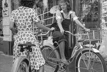 Vintage biking