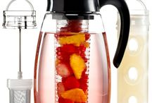 Infusion Pitchers and Iced Tea Pitchers