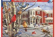 Holiday / Christmas Jigsaw Puzzles