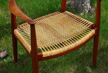 Furniture/ Hans Wegner / Furniture designed by Hans Wegner