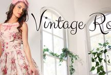 Vintage Rose / A simply beautiful collection created luxurious 'Silk Cotton'...you will LOVE every design in Vintage Rose!