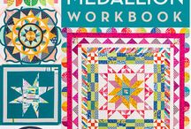 VLQ loves Fabulous Quilty Books / Quilt books which I love