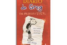 Diario de Greg / Es sobre el diario de Greg