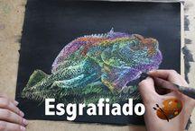 ESGRAFIADO