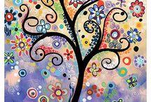 Arte dell'albero / L'albero in tutto il suo splendore