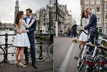 Amsterdam Wedding Photographer / I am a wedding photographer based in Amsterdam. I truly love photographing weddings! They are always filled with true love and joy!