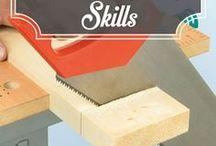 basis houtbewerking