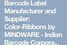 Barcode Ribbons