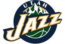 Utah Jazz / by Sean Dean