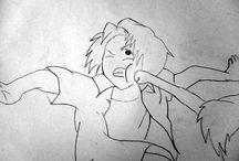 drawing anime manga
